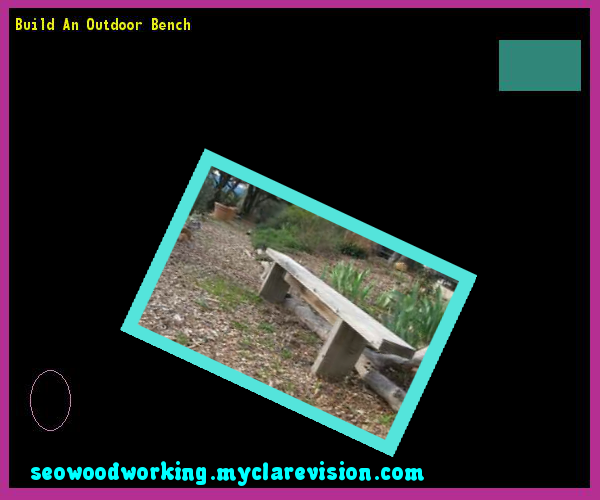 Build An Outdoor Bench 092503 - Woodworking Plans and Projects!