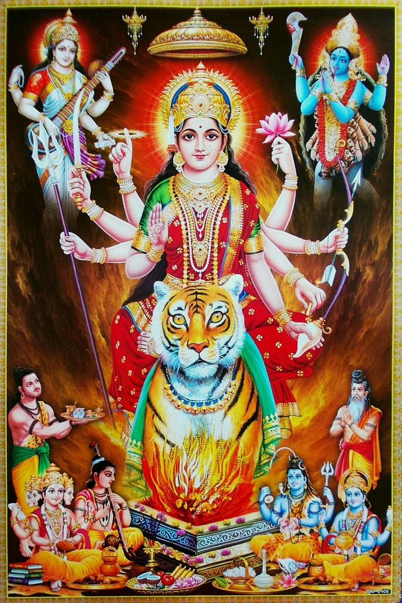 cosmos hindu personals Whenever there is a withering of dharma and an uprising of adharma on all  sides, then i manifest myself for the salvation of the righteous and the  destruction of.