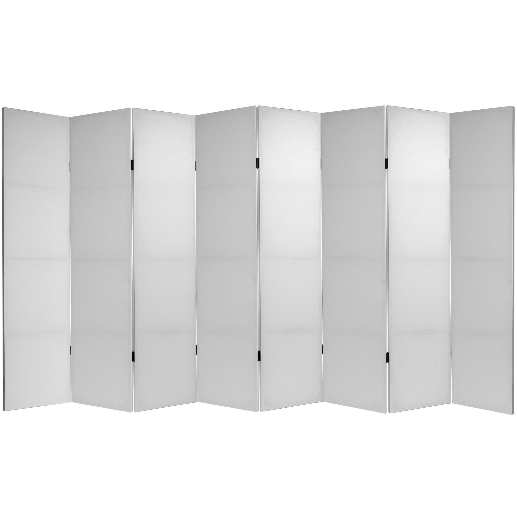 """70.88"""" x 103"""" Do It Yourself 8 Panel Room Divider"""
