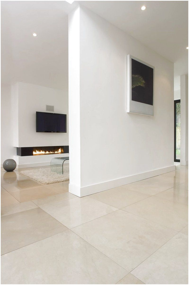 Alternative to going grey. Papyrus Honed Limestone floor tiles