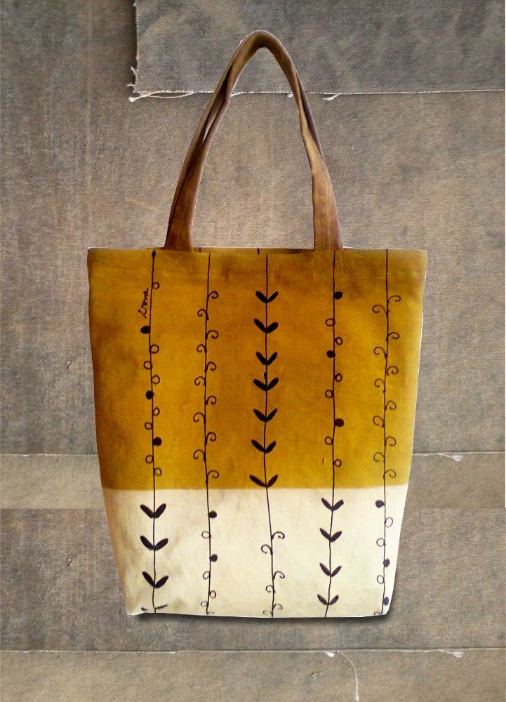 VIDA Tote Bag - Fiber Madness by VIDA B4GPg7C