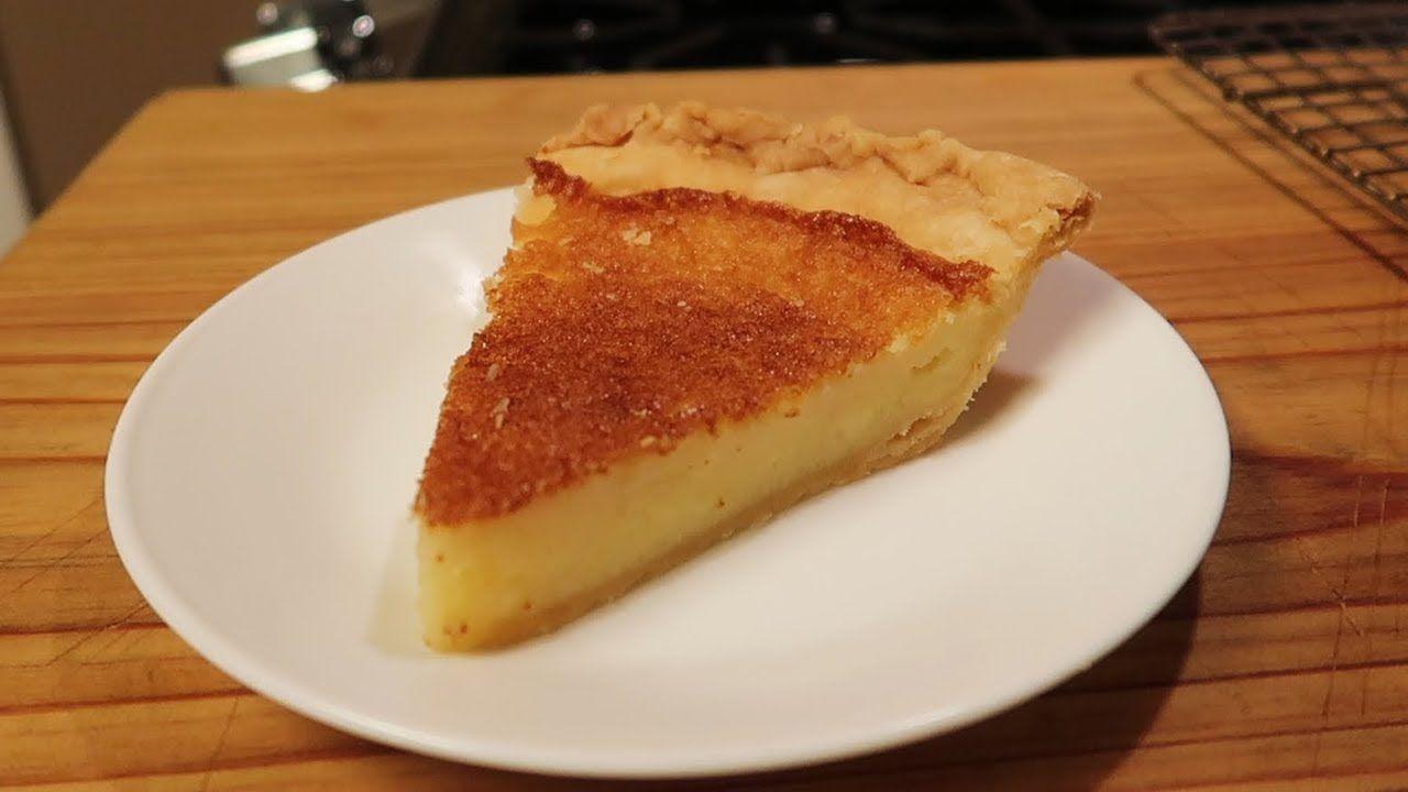 Buttermilk Pie So Good Youtube Buttermilk Pie Favorite Recipes Pie Dessert