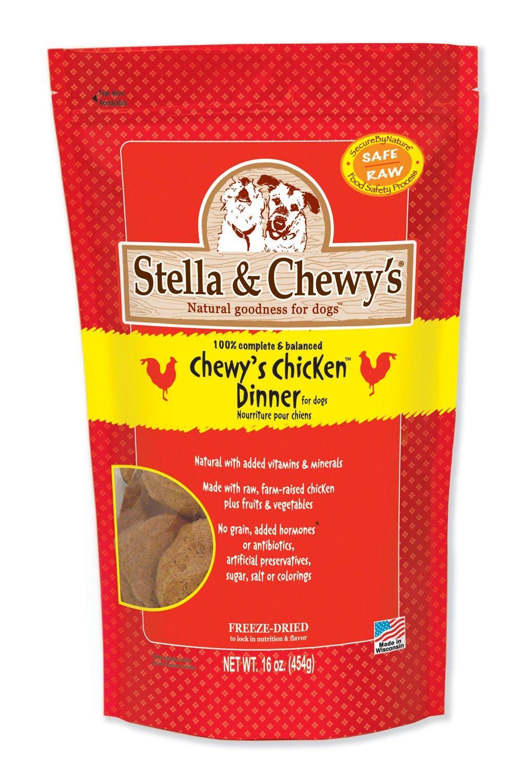 Stella & Chewy's Chewy's Chicken Dinner FreezeDried Dog