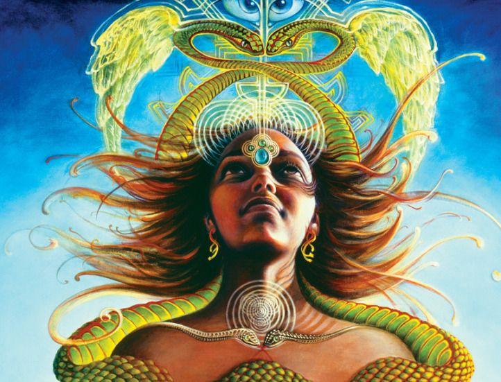 Visione - Il terzo occhio è la vista dell'anima, simbolo di saggezza superiore