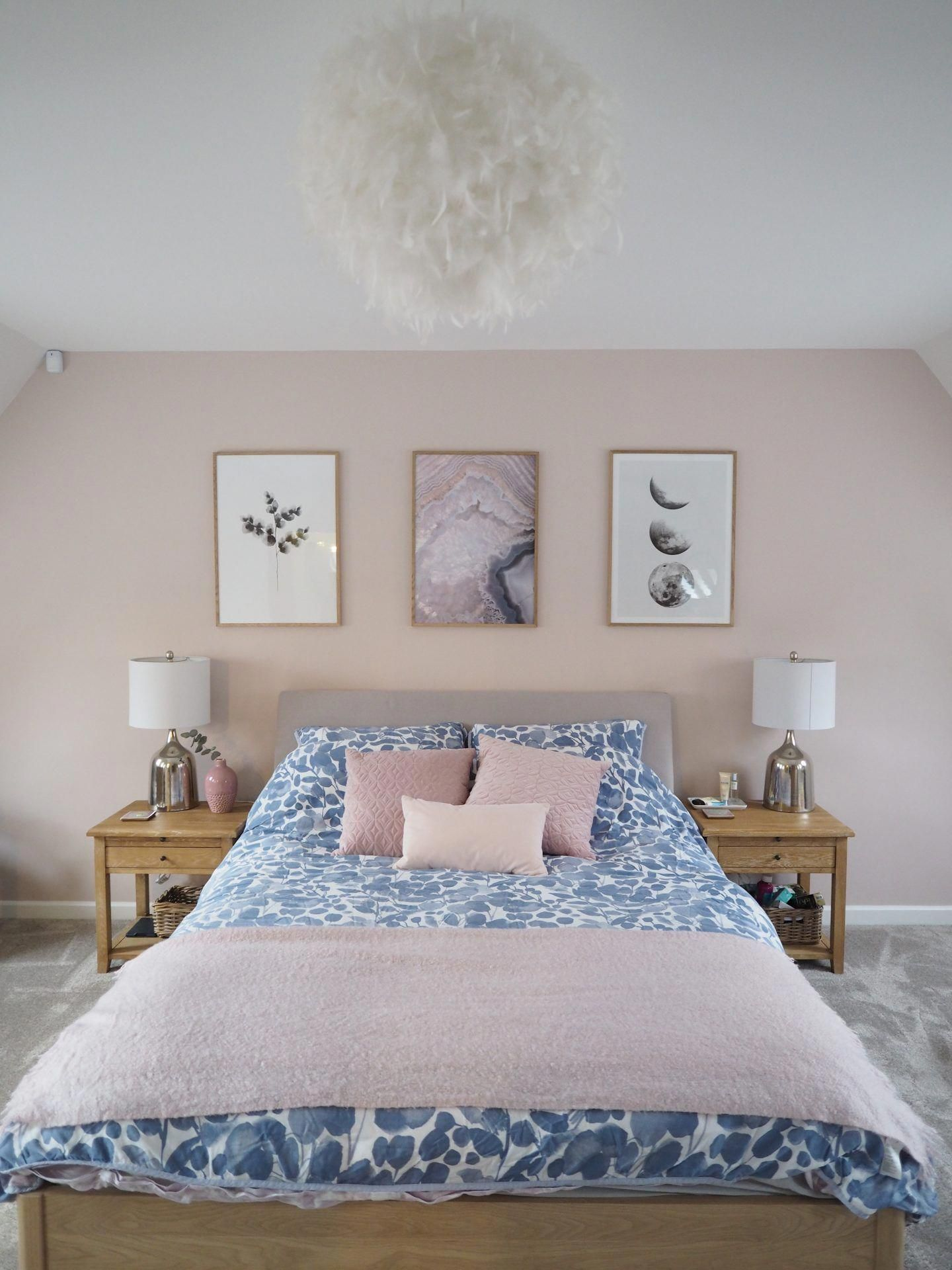 a beauty junkie in london pink and grey bedroom makeover reveal kidbedroomfortwo pink bedroom on grey and light pink bedroom decorating ideas id=88839