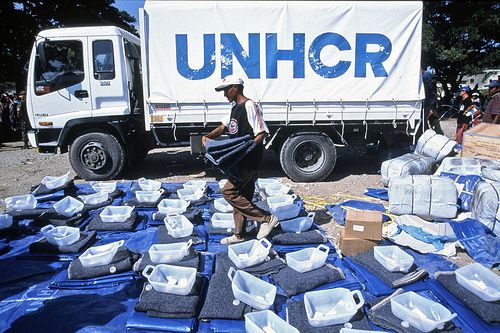 East Timor Return Of Internally Displaced Persons Emergency Supplies