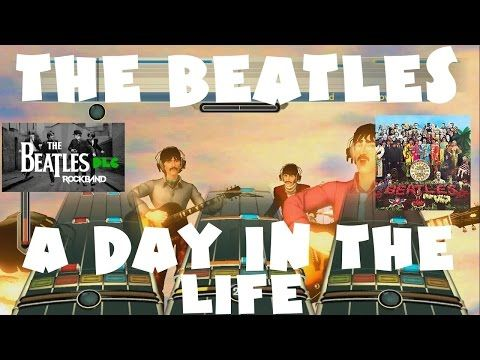 The Beatles - A Day in the Life - The Beatles Rock Band DLC