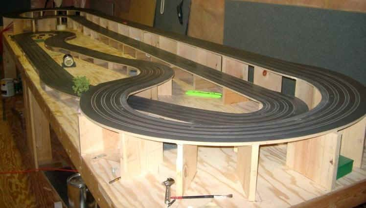 routed slot car track designs Google Search Ho slot