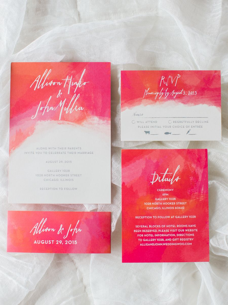 The Best Wedding Invitations of 2015 | Pinterest | Weddings, Wedding ...