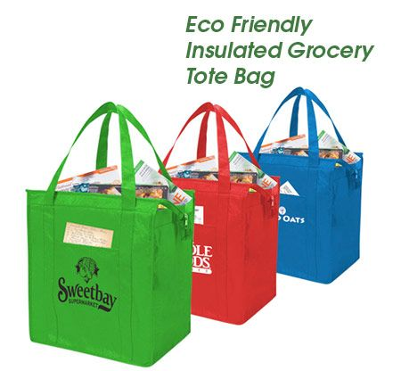 China Laminated Non Woven Bag Promotional Eco Bags Manufacturers