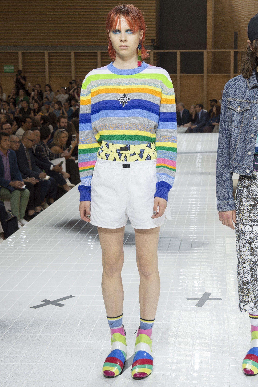 Kenzo Spring 2017 Menswear Fashion Show