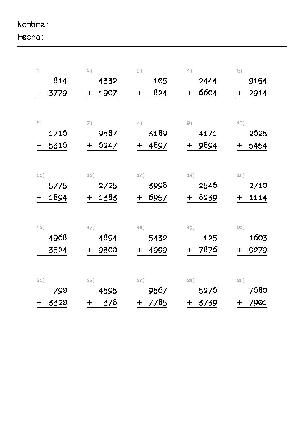 Math Multiplication Worksheet 9s