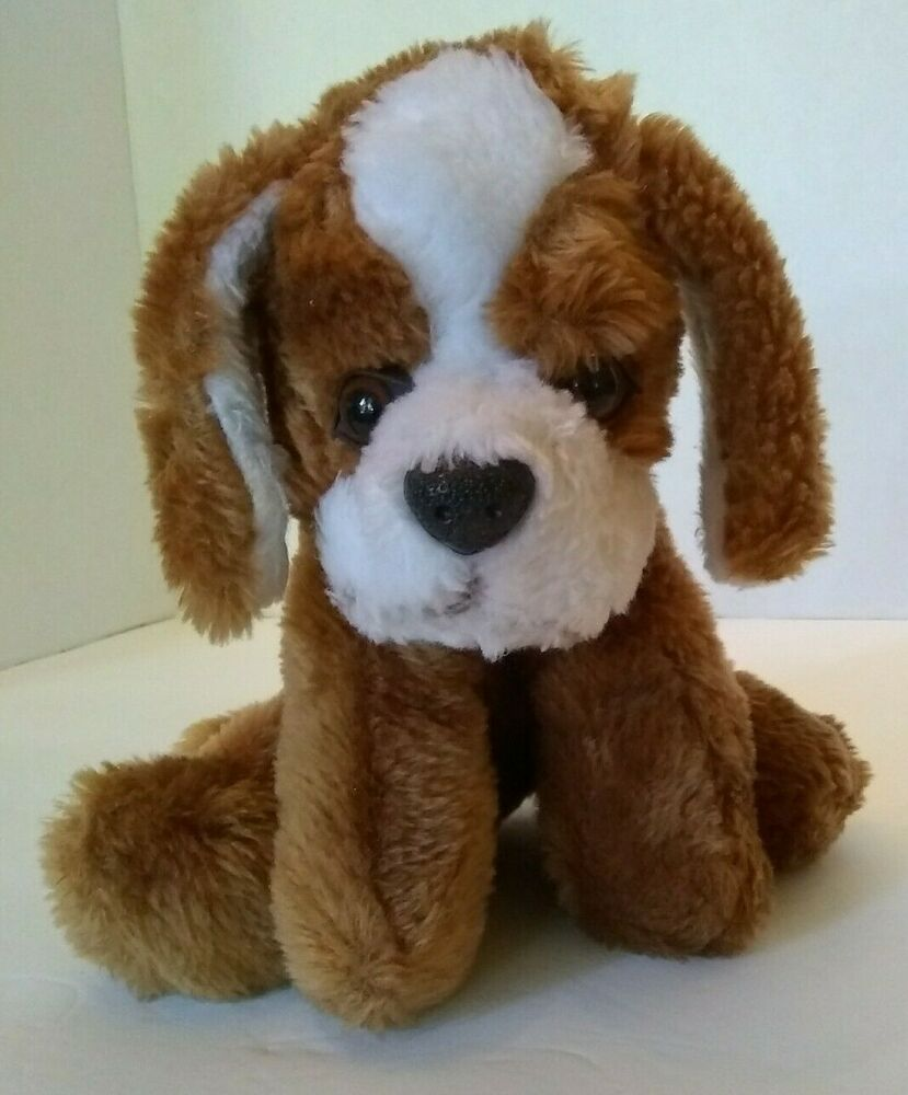 Vintage Daekor Plush Brown Dog Soft Toy Floppy Korea 9 White Beanbag Hooded Eye Daekor In 2021 Soft Toy Dog Soft Toy Animals Dog Stuffed Animal [ 1000 x 829 Pixel ]