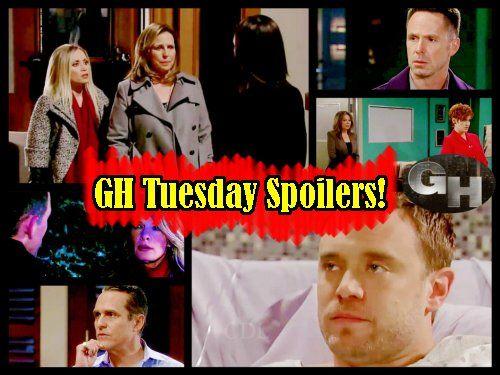 General Hospital Spoilers Franco Escapes Gh To Save Liz Sonny Corners Ava Sam And Jason Scheme Against Julian General Hospital Spoilers General Hospital Soap News