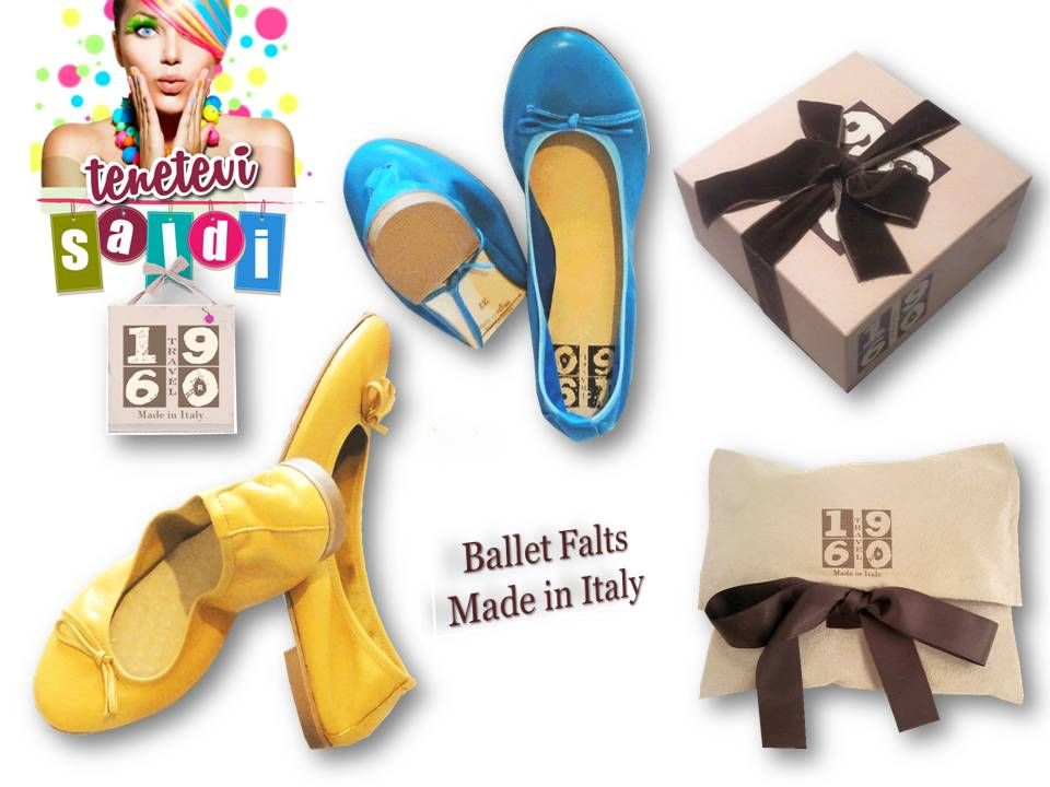 Ballet Flats 1960Travel Made in Italy  e-commerce-shoes  http://www.1960travel.com/#!outlet/c1ehv  Sconti fino al 50%  Approfitta subito!