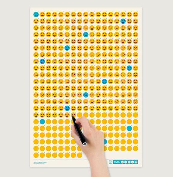 Life Calendar – Um calendário para viciados em emoticons. | ROCK'N TECH
