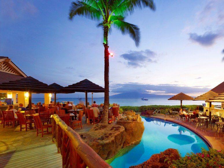 Sheraton Maui Resort Spa Ka Anapali Travel Hawaii