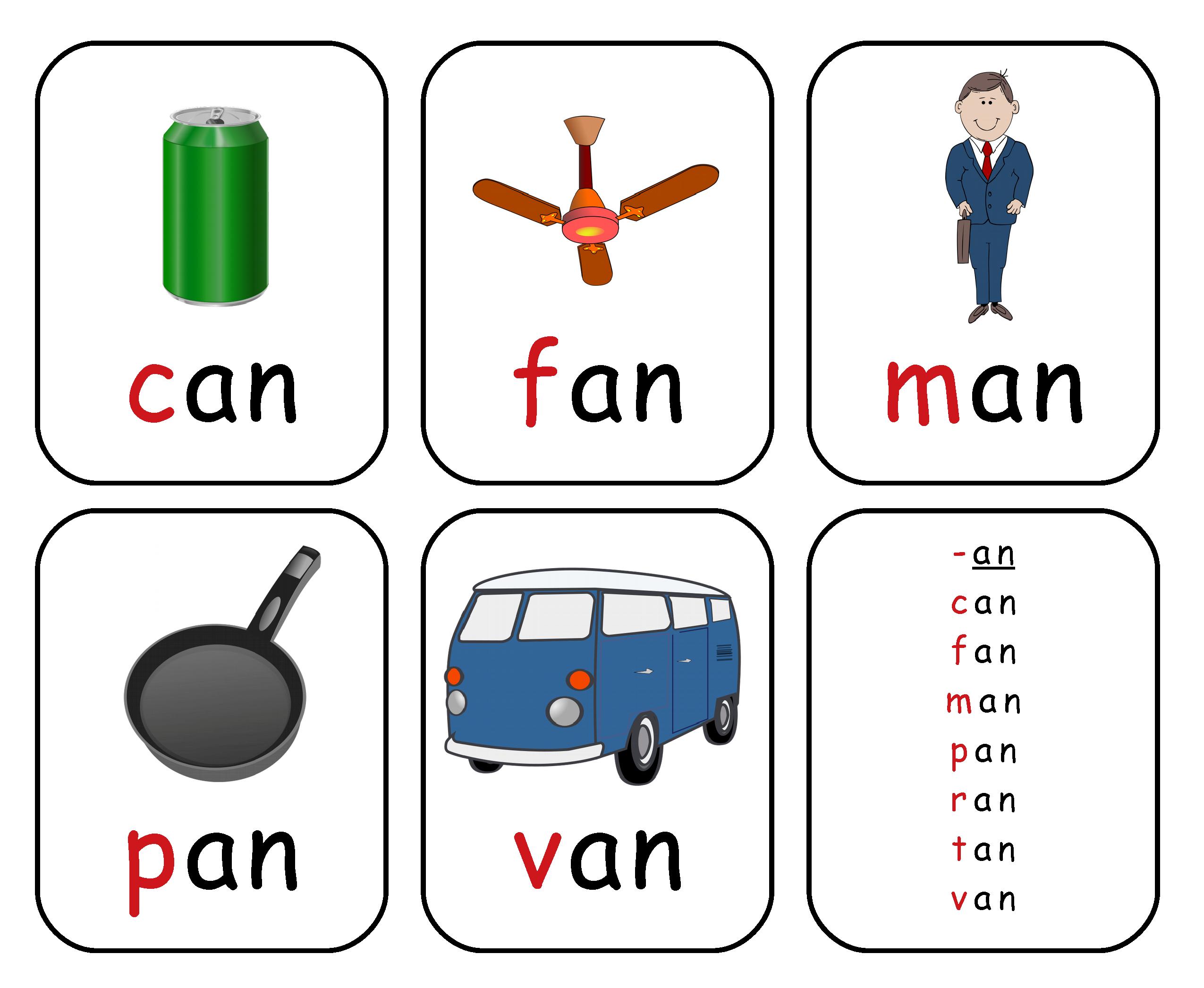 Home Learning Rhyming Pocket Flash Cards Helps Teach Children Rhyming Words