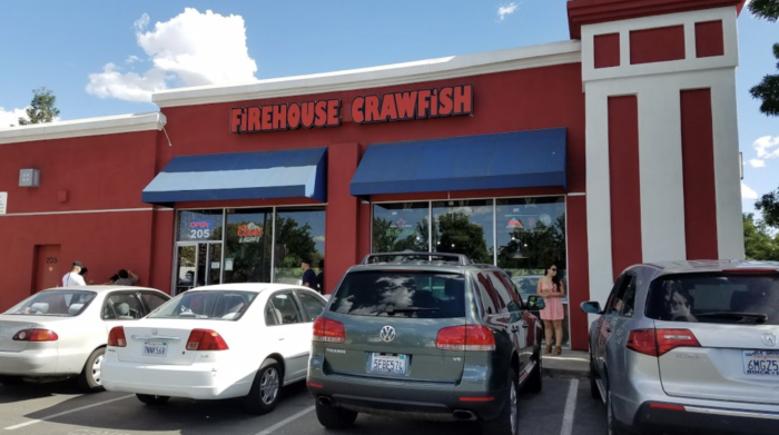 Make Sure To Come Hungry To The Build-Your-Own Seafood-Boil Restaurant, Firehouse Crawfish, In Northern California