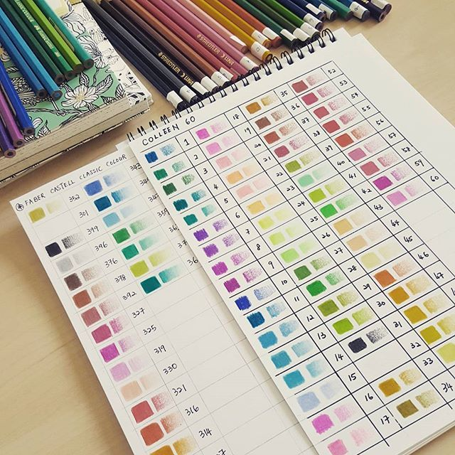 Faber Castell Classic Color Pencils Hexagonal Tin Case 48 60