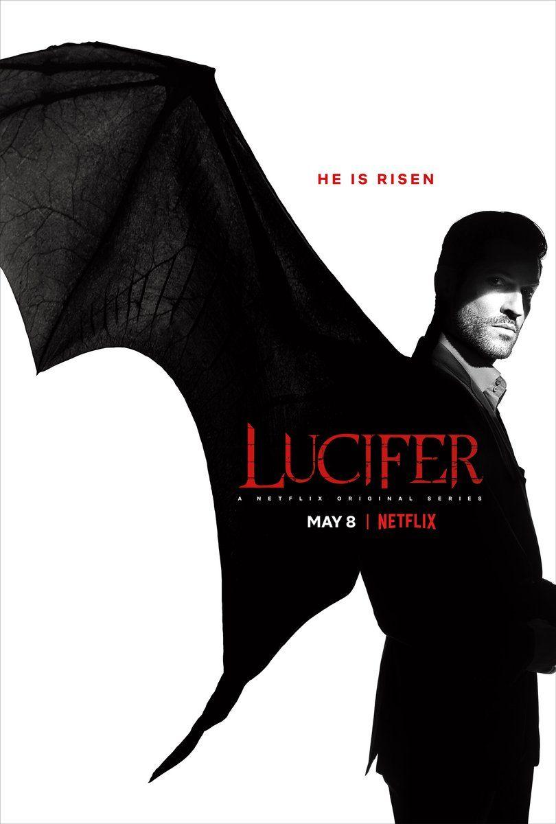 Account Suspended Imagenes De Lucifer Lucifer Tom Ellis