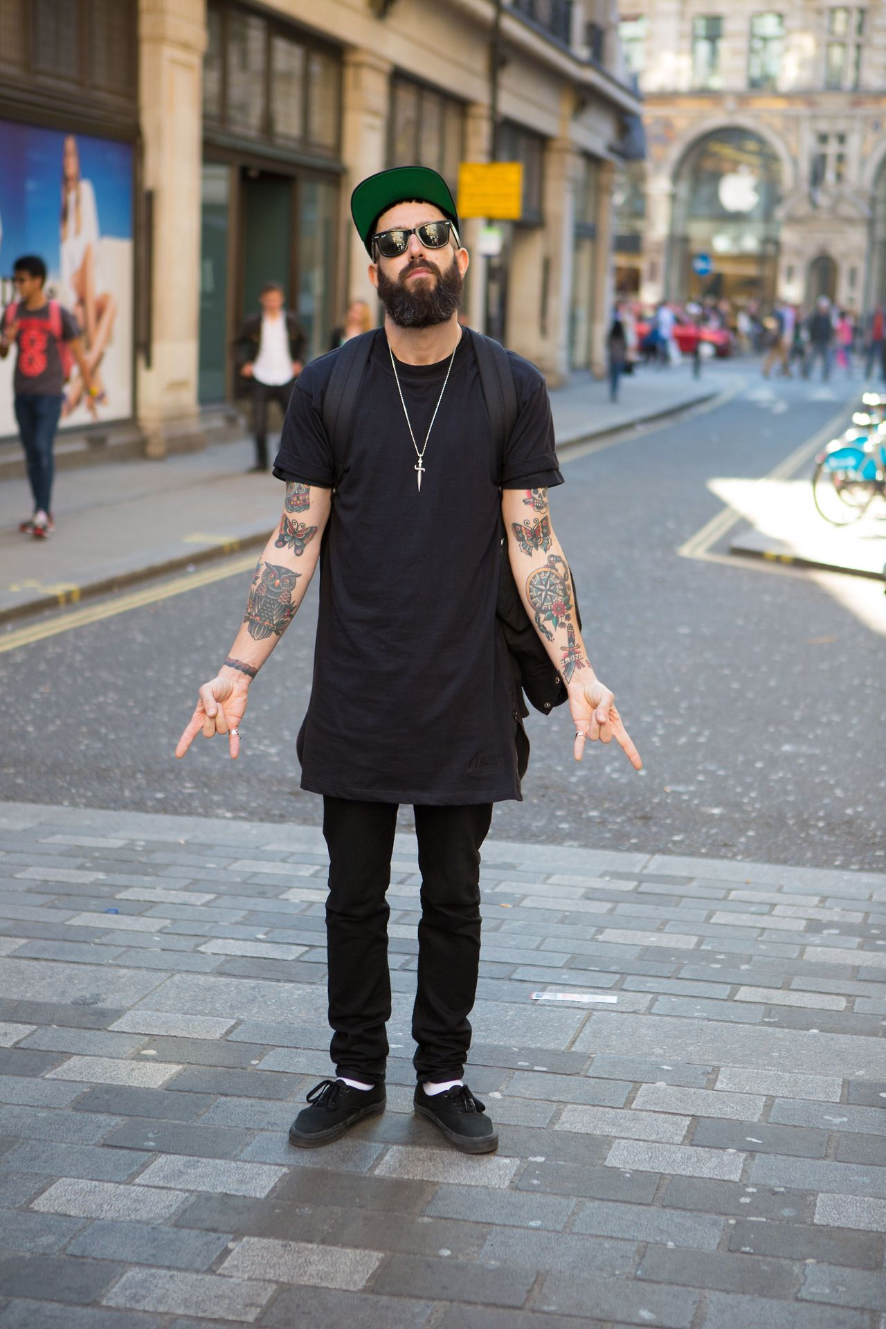 Street Lab || Streetstyle Inspiration for Men! #WORMLAND