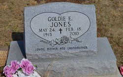 Goldie E. Jones