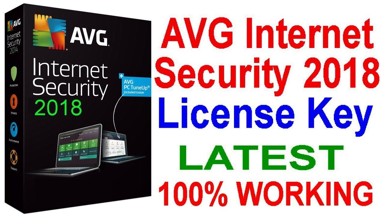 AVG Internet Security License Key | ewegut.me