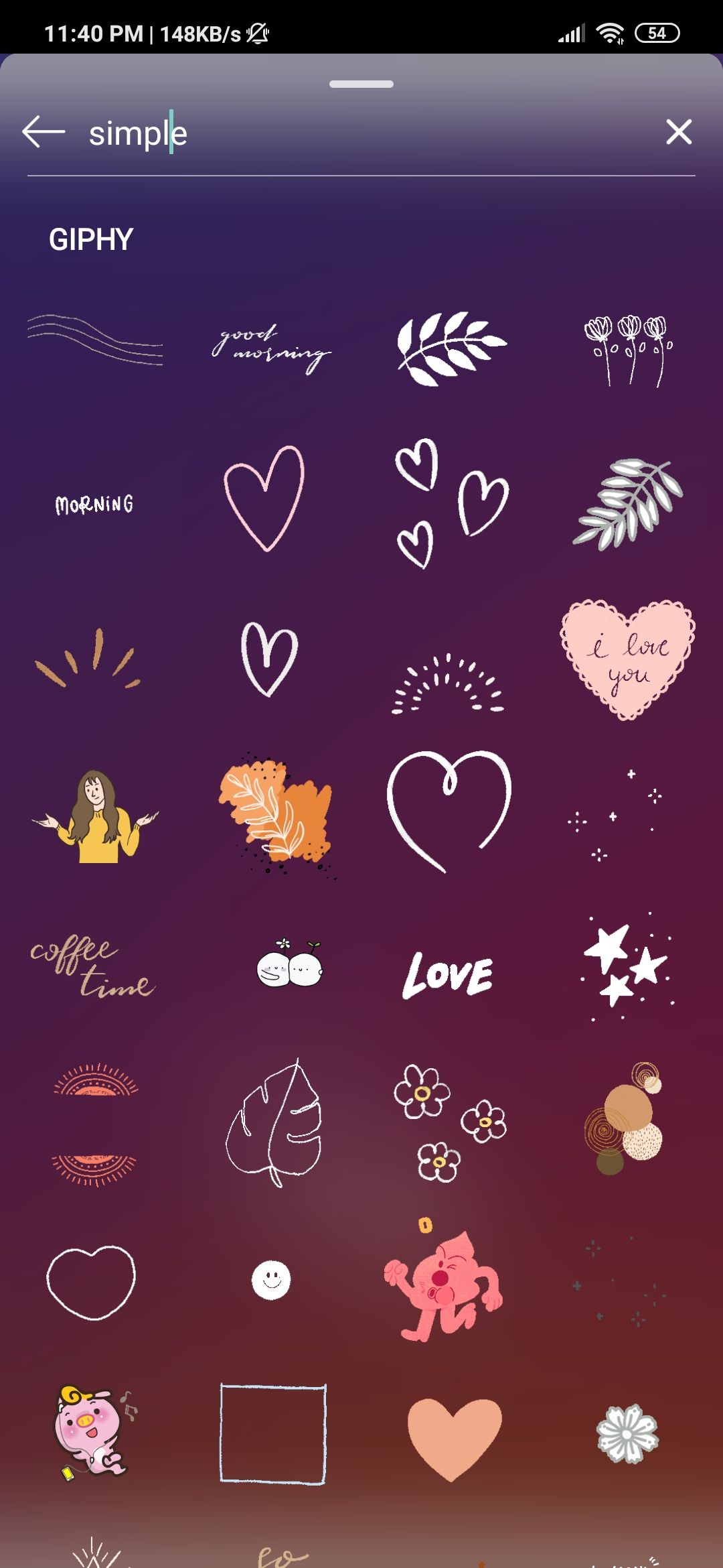How To Get Aesthetic Instagram Stickers