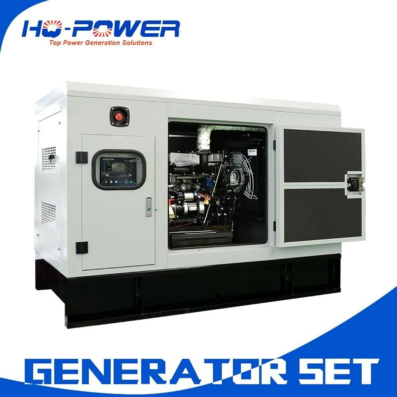 Home Use Silent Diesel Genset Water Cooled 10kw Generator For Hot Sale