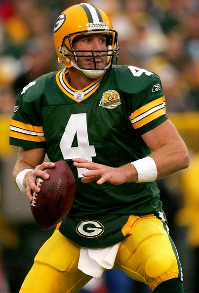 620a540f4 Brett Favre - Took a lot of flack for the way he went out, but still one of  the toughest and best QBs the game has ever known.