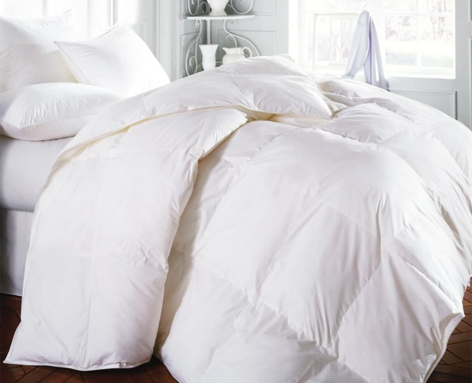 Sleep Sustainably With These Top Bedding Brands Down