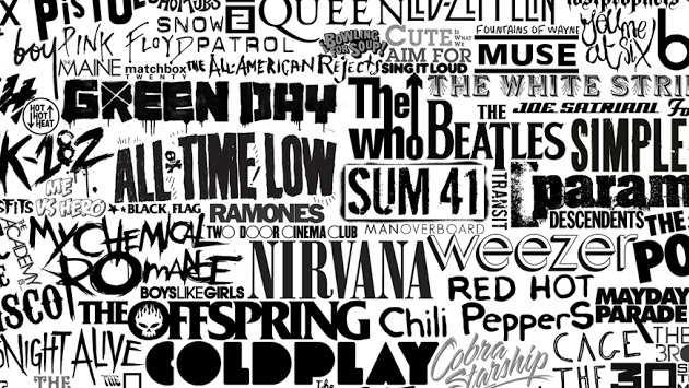 Band Wallpapers Music Artists: Bands Wallpaper Tumblr - Google Search