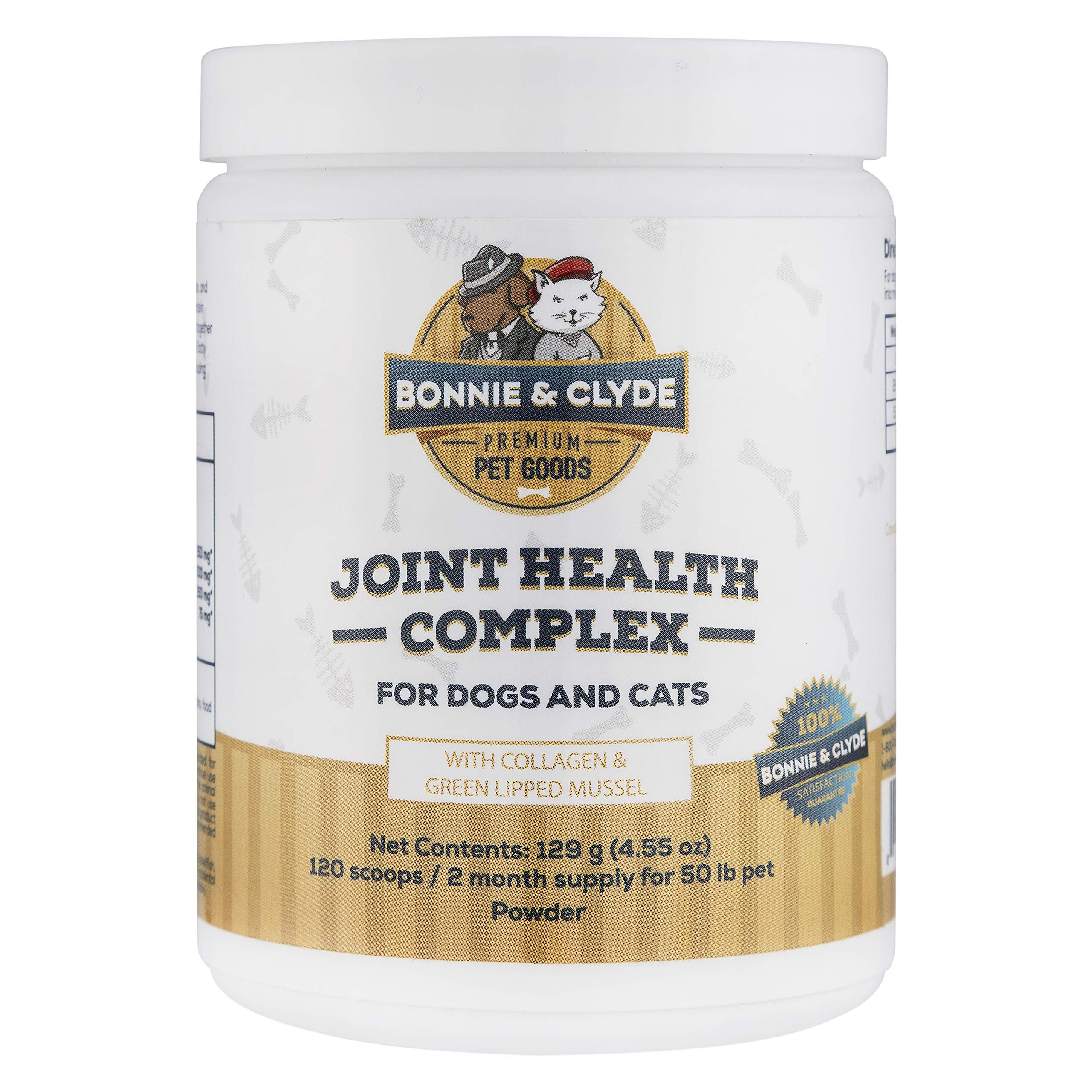 Dog and Cat Joint Supplement Natural Green Lipped Mussel