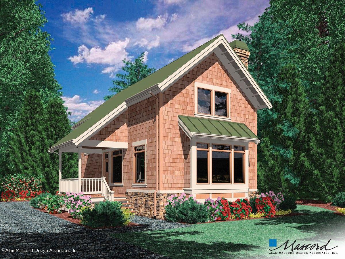 G06021 Cabin Retreat Build a