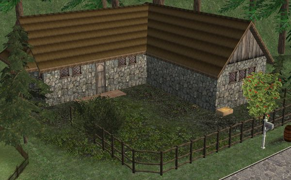 Hod U0026 Gerduru0027s House (Skyrim, Riverwood )