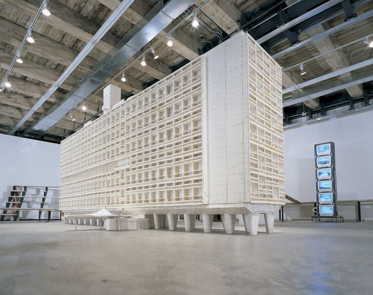 Contemporary Art Blog Architecture Model Architecture Metropolitan Museum Of Art