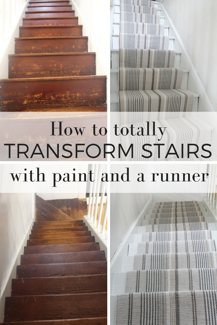 Hardwood Stairs Makeover With Annie Selkeu0027s Dash And Albert