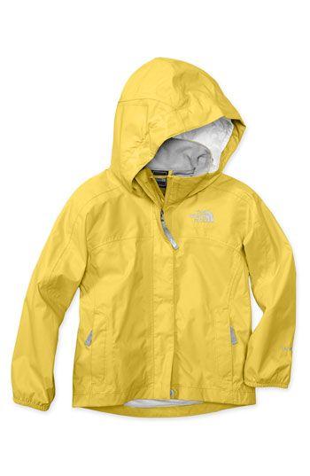 45ecdb377121 North Face raincoat! love!