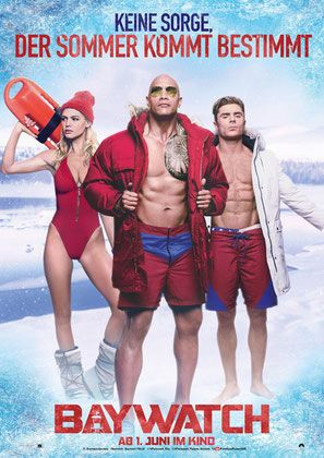 Filme 2017 Baywatch Movie Paramount Kulturmaterial