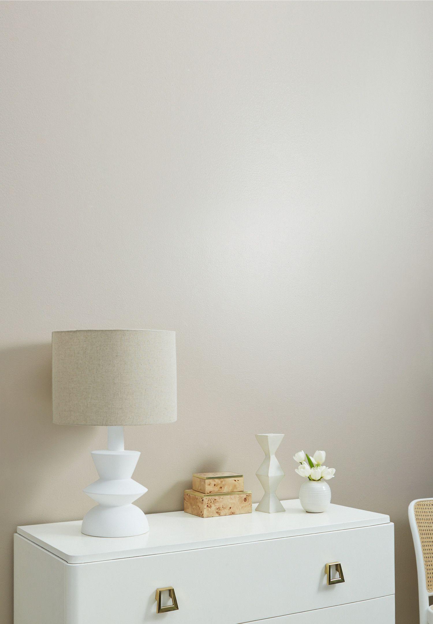 Bedroom Painted In Clare Paint Beiging A Fresh Modern Beige With Red Undertones Painting Beigebedroom Diy Diyhomedecor