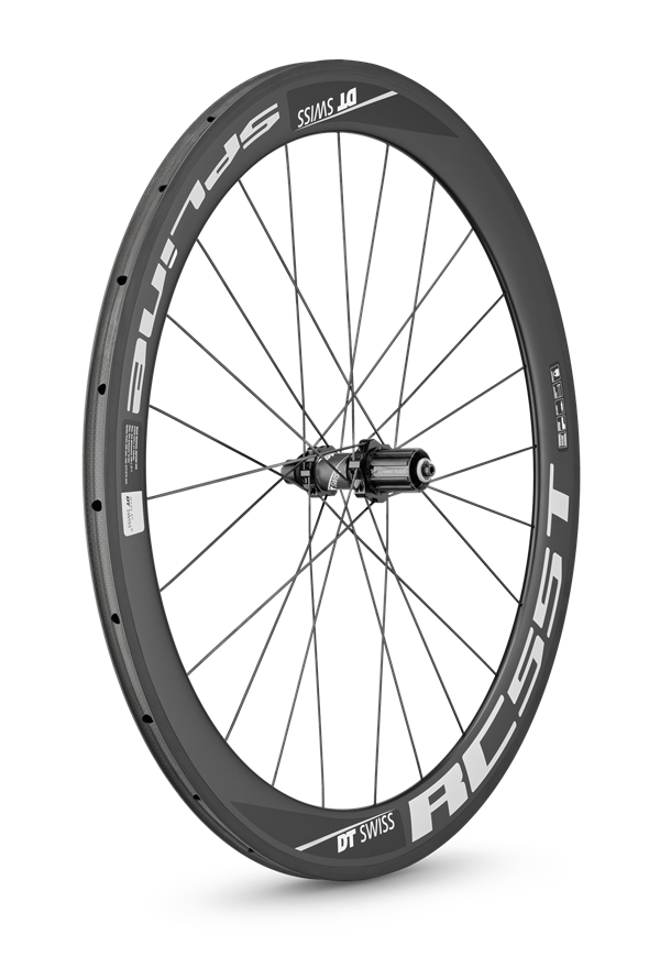 High profile carbon tubular wheel