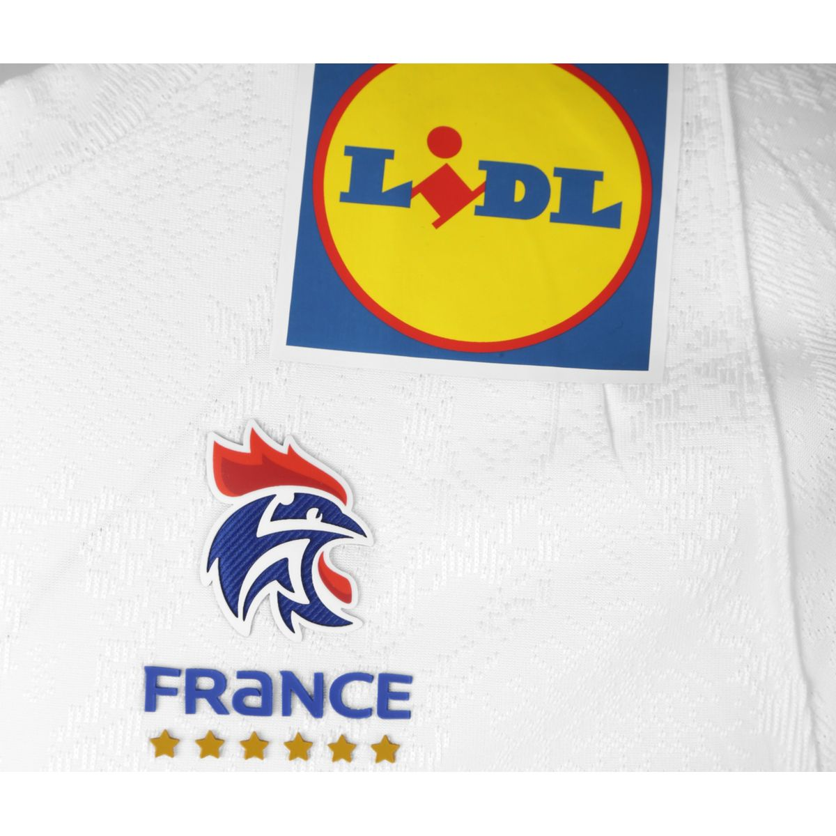 Maillot Handball France Ffhb Extérieur 201819 Taille : L