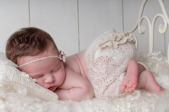 Newborn photo props set bonnet and pants i need 1 2 weeks to prepare your order for shipment before sending the parcel please consider this fact