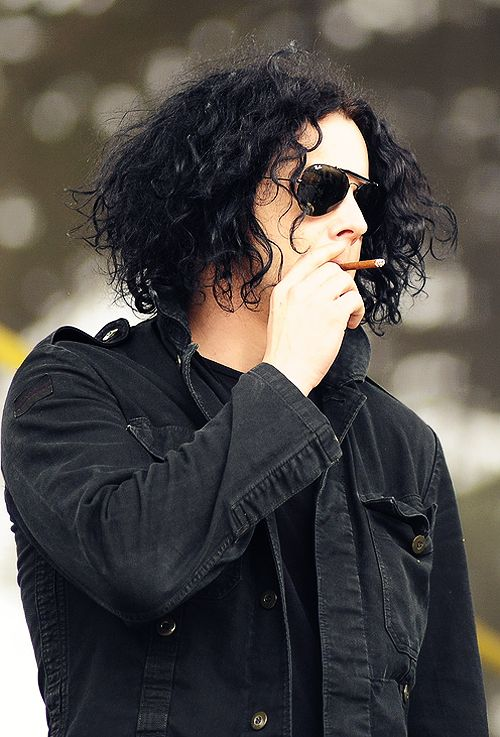 Jack White I Totally Thought Black Was His Natural Hair Color