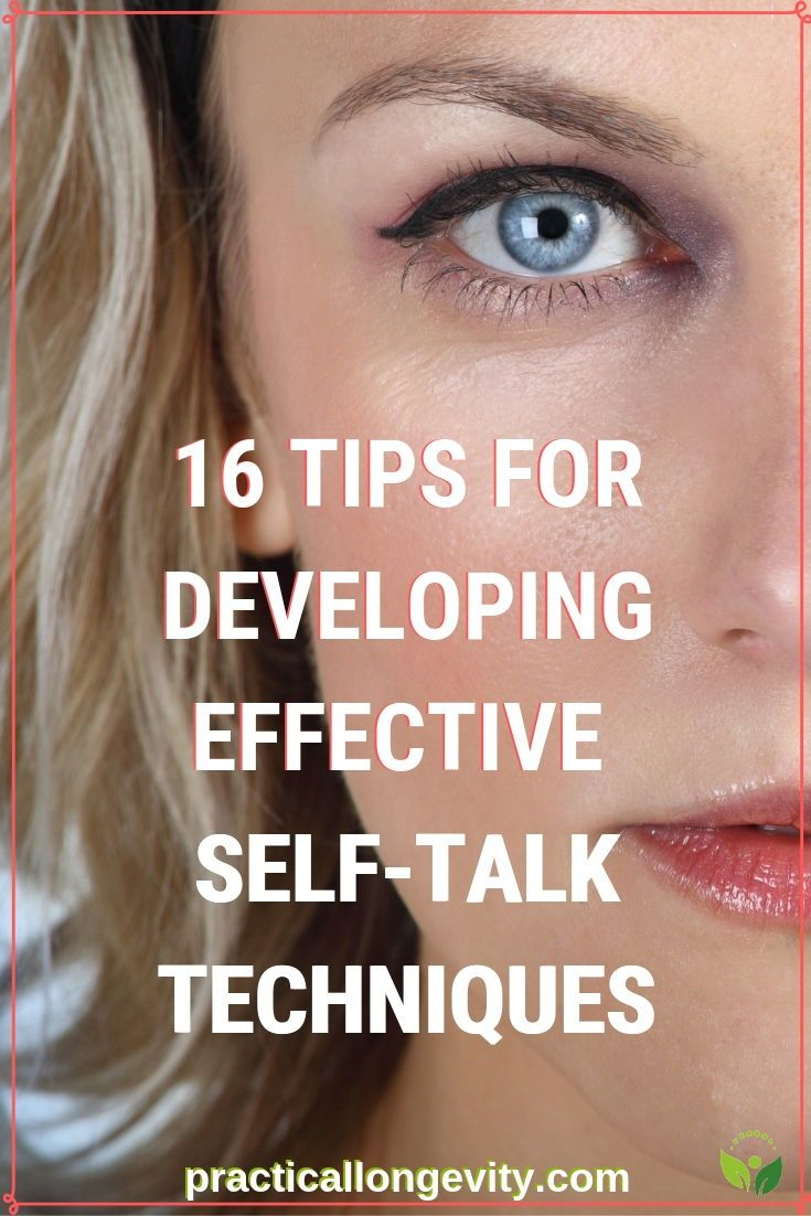 The Importance of Self Talk. How to Communicate Well with Yourself?