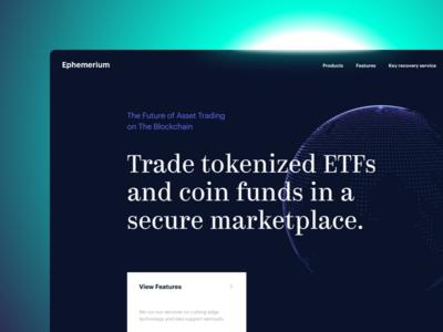 Create cryptocurrency exchange website