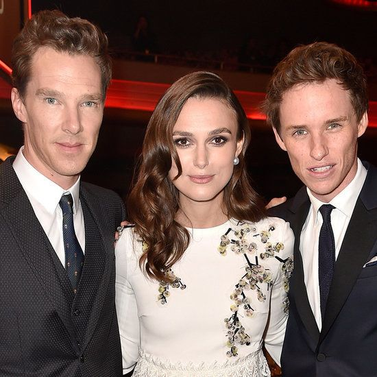 Benedict, Keira and Eddie