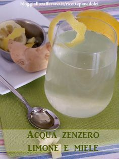 rimedio dimagrante fatto in casa al limone