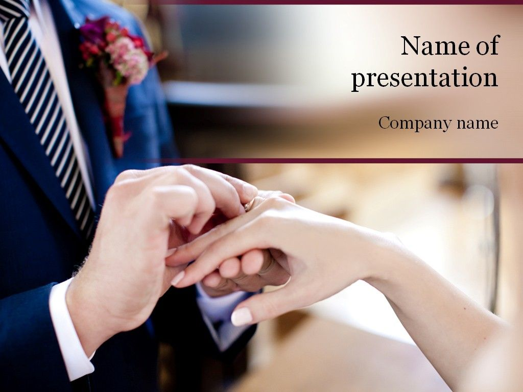 Wedding Powerpoint Template  Templates